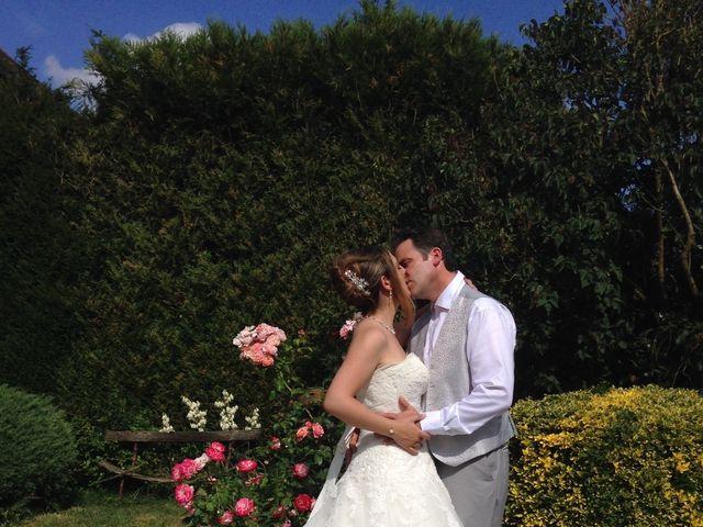 Le mariage de Frédéric  et Caroline  à Diges, Yonne 1