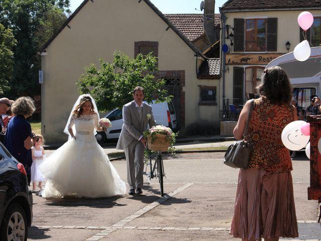 Le mariage de Frédéric  et Caroline  à Diges, Yonne 58