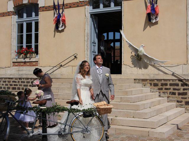 Le mariage de Frédéric  et Caroline  à Diges, Yonne 59