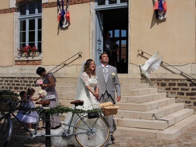 Le mariage de Frédéric  et Caroline  à Diges, Yonne 61