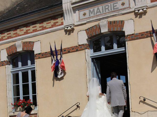 Le mariage de Frédéric  et Caroline  à Diges, Yonne 62