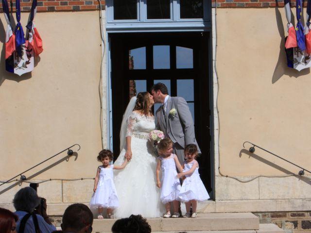 Le mariage de Frédéric  et Caroline  à Diges, Yonne 63