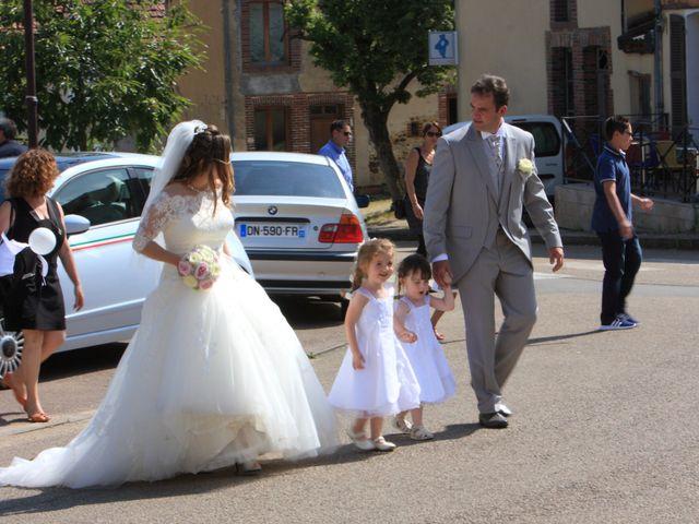 Le mariage de Frédéric  et Caroline  à Diges, Yonne 64