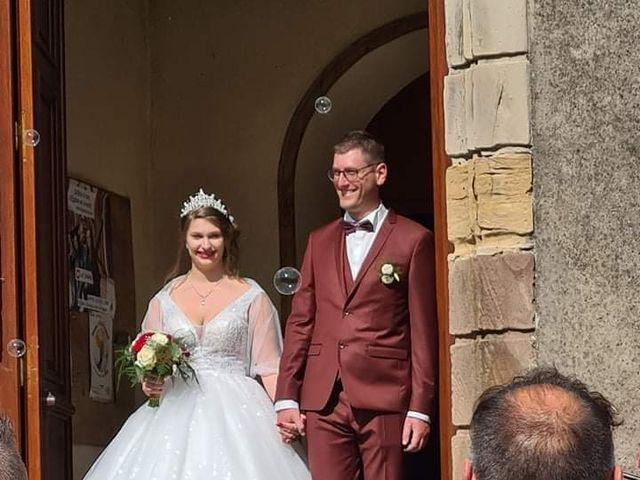 Le mariage de Julien et Coralie à Florémont, Vosges 4