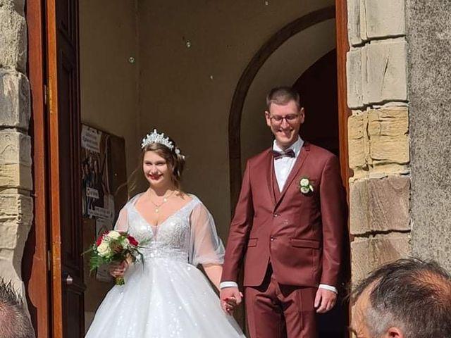 Le mariage de Julien et Coralie à Florémont, Vosges 6