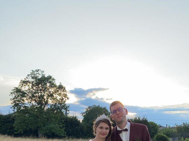 Le mariage de Julien et Coralie à Florémont, Vosges 10