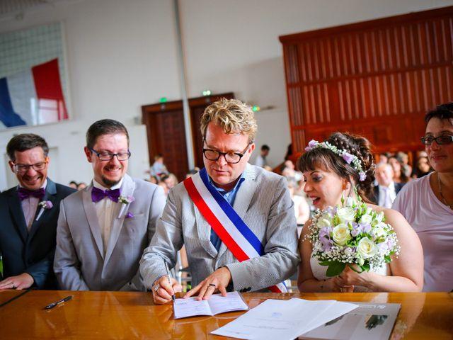 Le mariage de Julien et Sanelle à Villeurbanne, Rhône 9