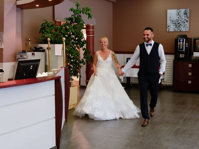 Le mariage de Sylvia et Romain