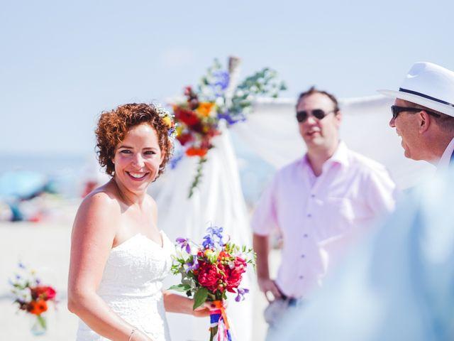 Le mariage de Marion et Reidar