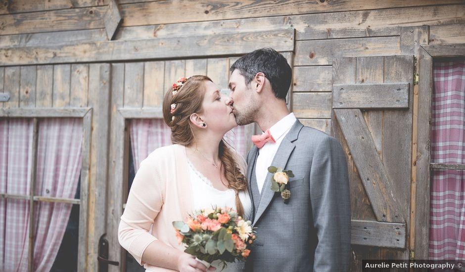 Le mariage de Florian et Tatiana à Morigny-Champigny, Essonne