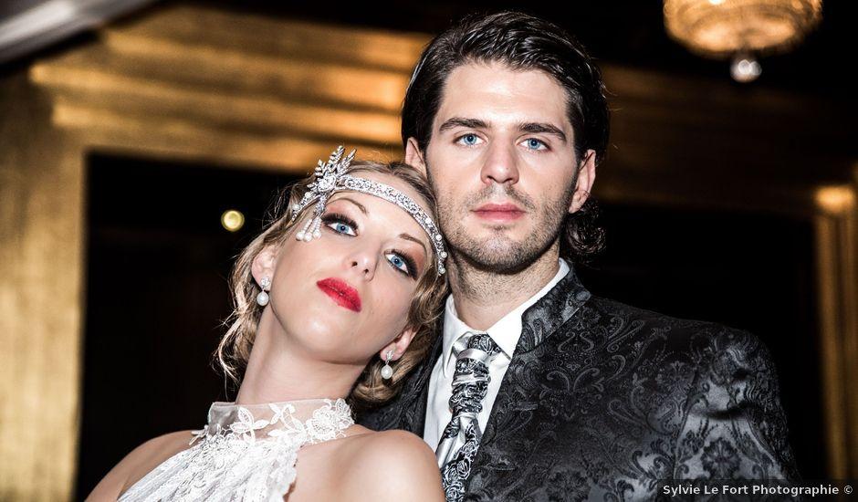 Le mariage de Daniel et Yollande à Paris, Paris