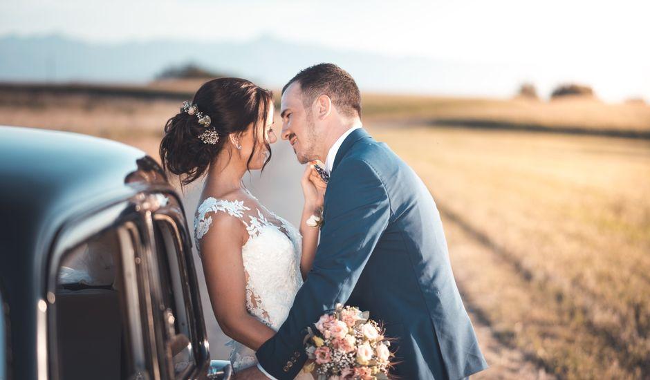 Le mariage de Sylvain et Mélanie à Tarbes, Hautes-Pyrénées