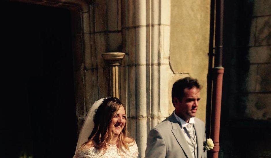 Le mariage de Frédéric  et Caroline  à Diges, Yonne