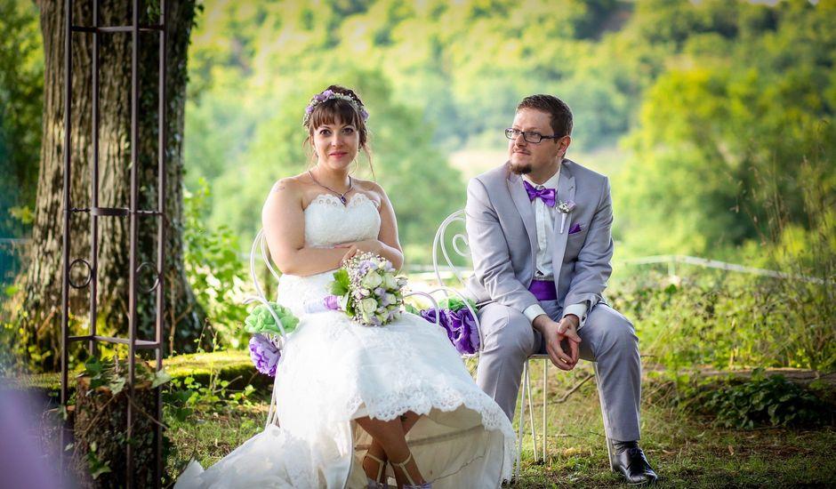 Le mariage de Julien et Sanelle à Villeurbanne, Rhône