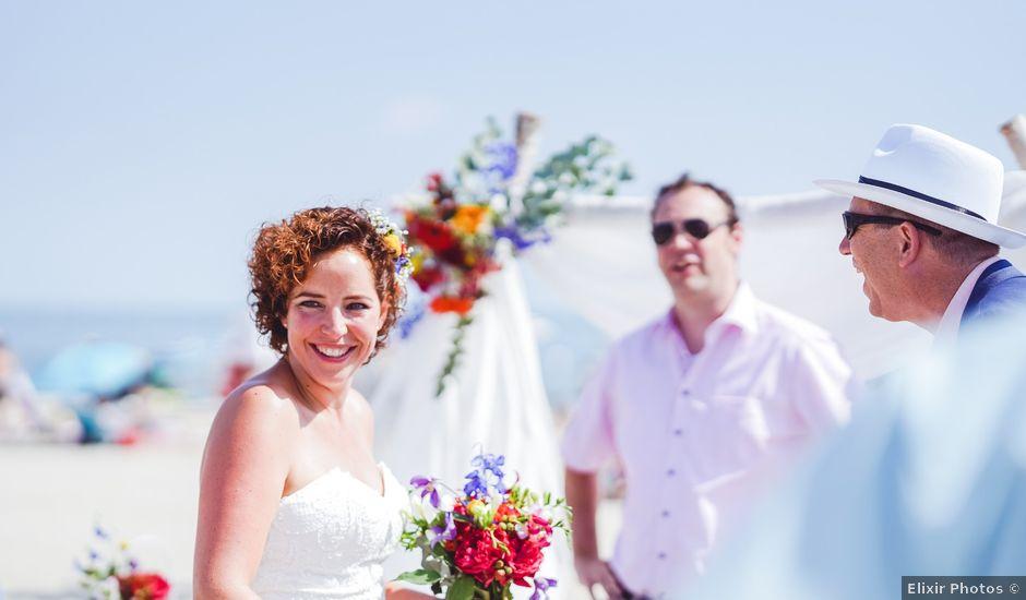 Le mariage de Reidar et Marion à Vérargues, Hérault