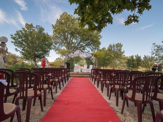 Le mariage de Yohann et Isabelle à Saint-Maximin-la-Sainte-Baume, Var 7