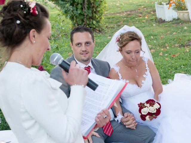 Le mariage de Yohann et Isabelle à Saint-Maximin-la-Sainte-Baume, Var 12