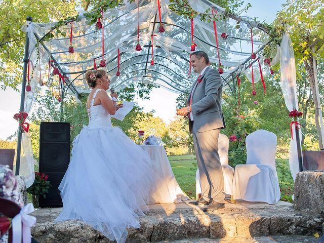 Le mariage de Yohann et Isabelle à Saint-Maximin-la-Sainte-Baume, Var 14
