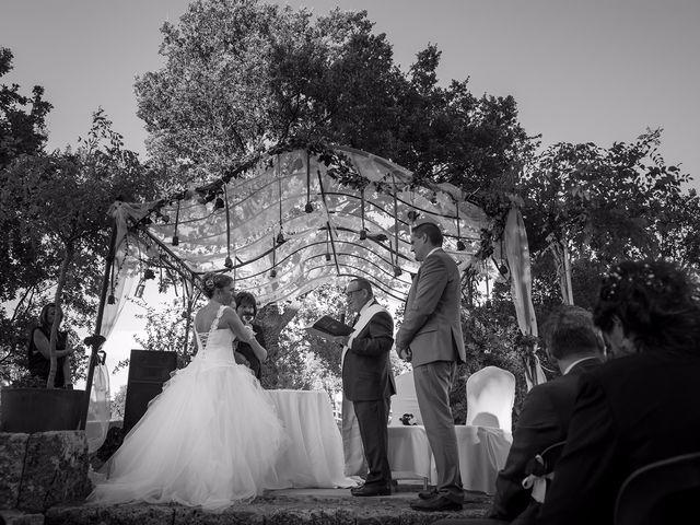 Le mariage de Yohann et Isabelle à Saint-Maximin-la-Sainte-Baume, Var 18