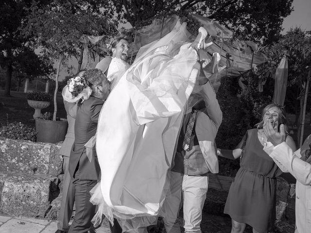 Le mariage de Yohann et Isabelle à Saint-Maximin-la-Sainte-Baume, Var 20