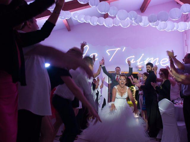 Le mariage de Yohann et Isabelle à Saint-Maximin-la-Sainte-Baume, Var 22