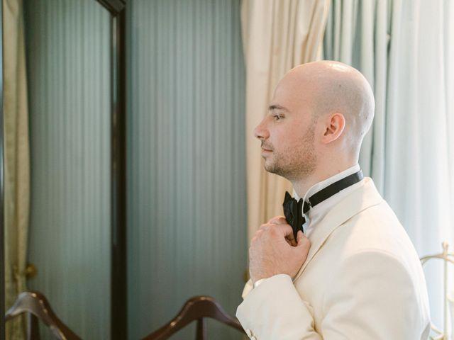Le mariage de Simon et Mojgan à Paris, Paris 5