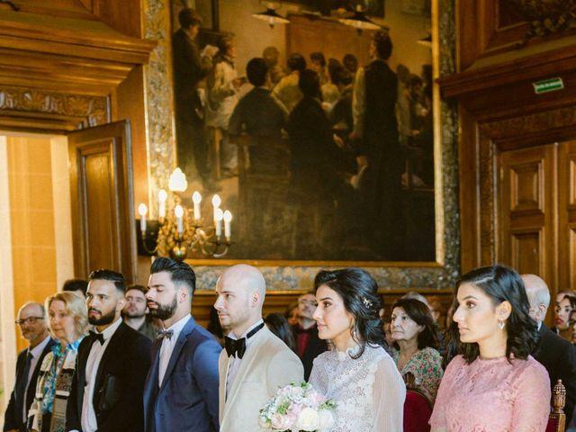 Le mariage de Simon et Mojgan à Paris, Paris 23