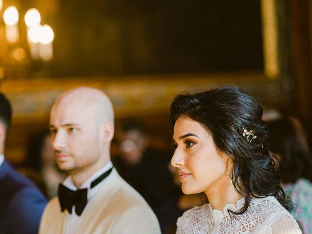 Le mariage de Simon et Mojgan à Paris, Paris 24