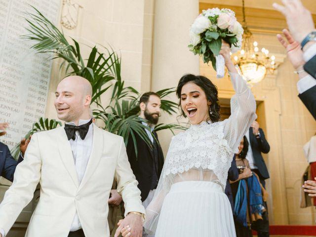 Le mariage de Simon et Mojgan à Paris, Paris 26
