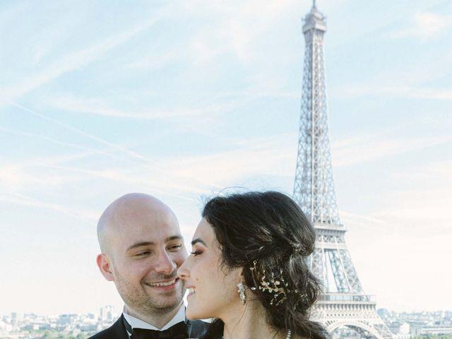 Le mariage de Simon et Mojgan à Paris, Paris 30