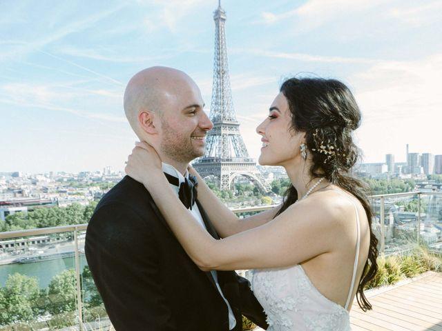 Le mariage de Simon et Mojgan à Paris, Paris 31