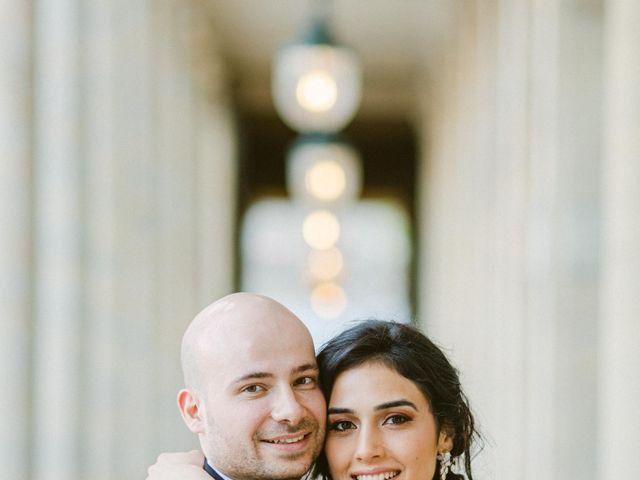 Le mariage de Simon et Mojgan à Paris, Paris 34