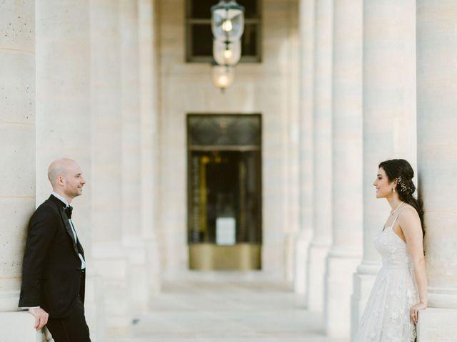 Le mariage de Simon et Mojgan à Paris, Paris 37