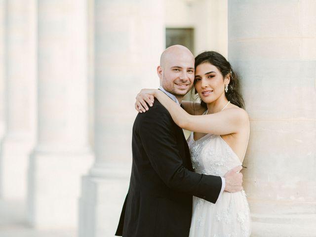 Le mariage de Simon et Mojgan à Paris, Paris 38