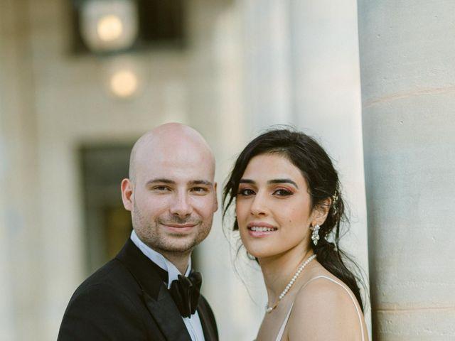 Le mariage de Simon et Mojgan à Paris, Paris 39