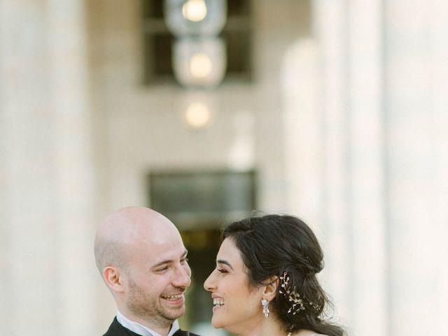 Le mariage de Simon et Mojgan à Paris, Paris 41
