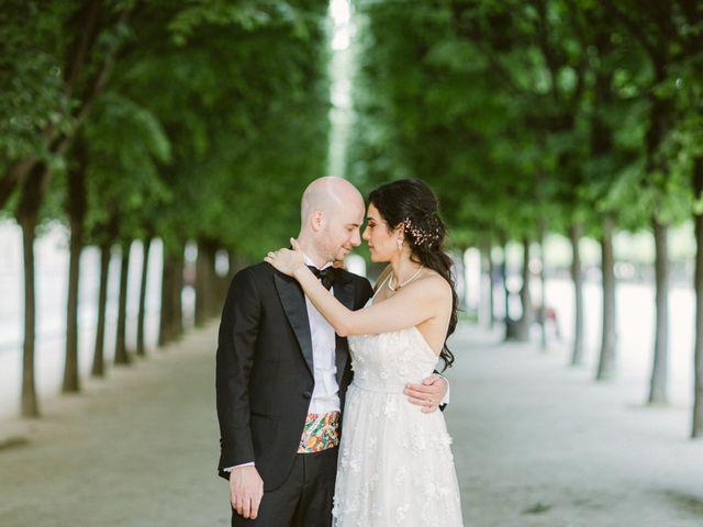 Le mariage de Simon et Mojgan à Paris, Paris 45