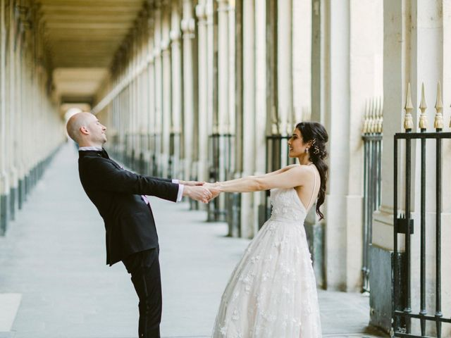 Le mariage de Simon et Mojgan à Paris, Paris 46