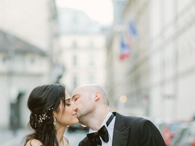 Le mariage de Simon et Mojgan à Paris, Paris 52