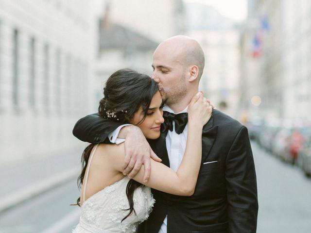 Le mariage de Simon et Mojgan à Paris, Paris 53