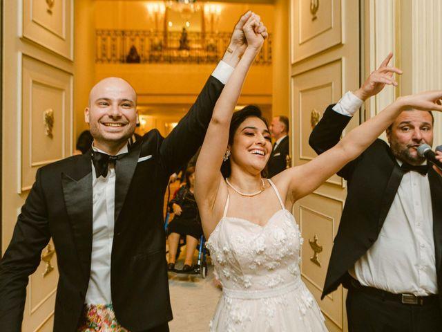 Le mariage de Simon et Mojgan à Paris, Paris 56