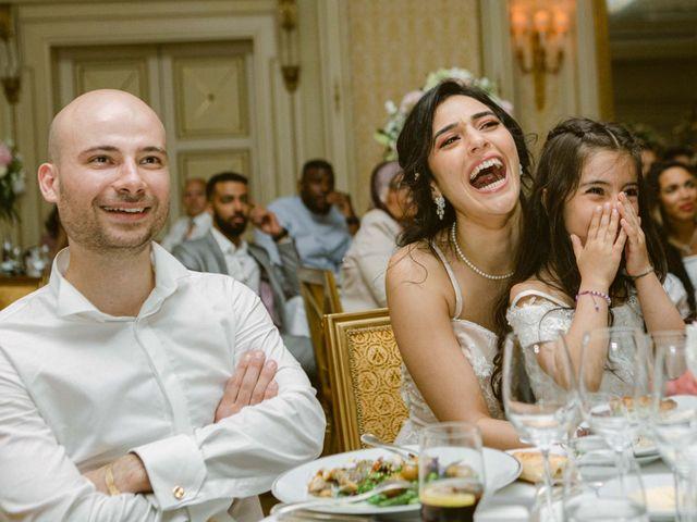Le mariage de Simon et Mojgan à Paris, Paris 60