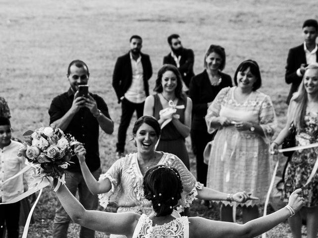 Le mariage de Vincent et Marine à Saint-Pierre-de-Chandieu, Rhône 2