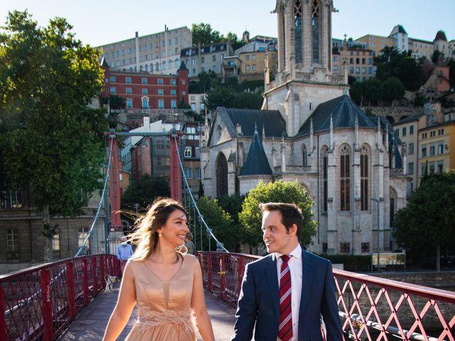 Le mariage de Vincent et Marine à Saint-Pierre-de-Chandieu, Rhône 21