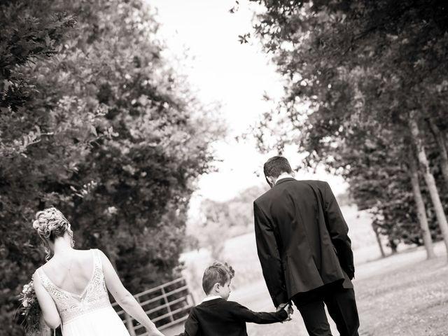 Le mariage de Julien et Anne à La Ferté-Macé, Orne 15