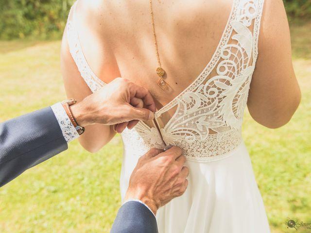 Le mariage de Julien et Anne à La Ferté-Macé, Orne 17
