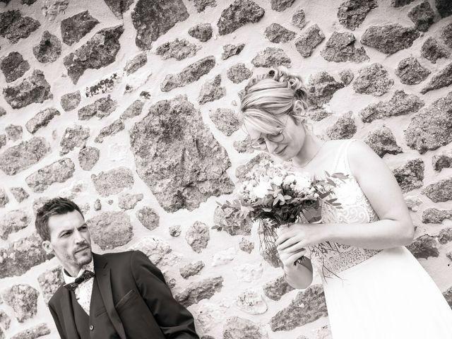 Le mariage de Julien et Anne à La Ferté-Macé, Orne 23