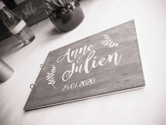 Le mariage de Julien et Anne à La Ferté-Macé, Orne 25