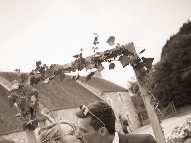 Le mariage de Julien et Anne à La Ferté-Macé, Orne 33
