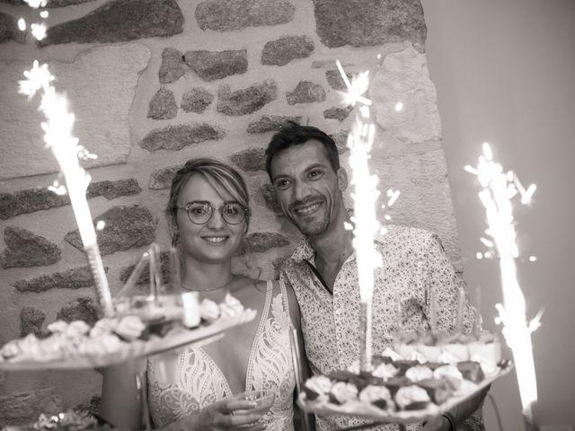 Le mariage de Julien et Anne à La Ferté-Macé, Orne 34